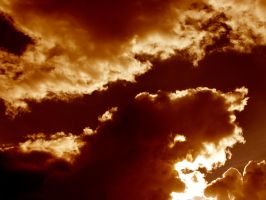 Clouds Of Fire by bezem049