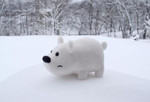Ice Bear by PlanetPlush