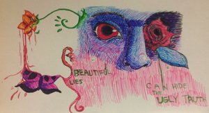 Beautiful Lies and the Ugly Truth by Tambergal