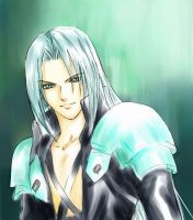 Sephiroth : Before Crisis by candytuff