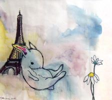 Le Lapin by sunshinefeet