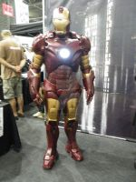 Iron Man by AkraruPhotography