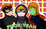 Fuck Yeah OT3 by deviant-ART-lover