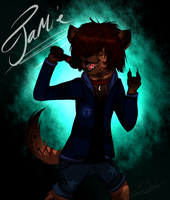 My Name is Jamie and You Better Not Wear it Out! by ScottishRedWolf