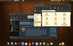 Hardy Theme Debian Package by MariuxV