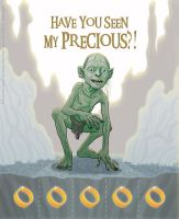 Have You Seen My Precious? by McQuade