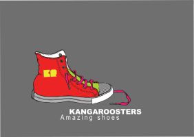School Project: Kangarooster by KaBooZ