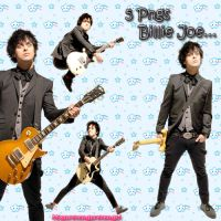 Billie Joe Pngs by MiqaRevengeRevenge