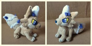 Baker Plushie by foxpill