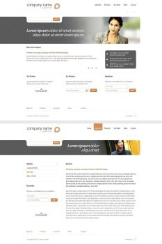 Simple Web Page Design 2 by sone-pl