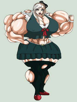 Mega Buff Sonia Nevermind by deboming