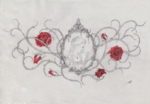 for Lady Rose by EpHyGeNiA
