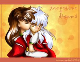 Happy V-day Inu Yasha by mree