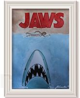 Jaws by jusbrublis