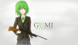 world music- gumi by Nushanna