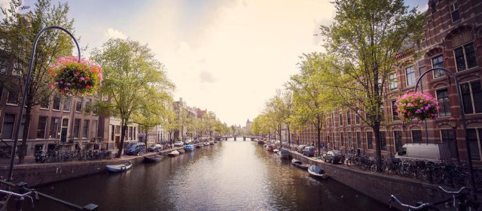 amsterdam channel by ESPECTR0