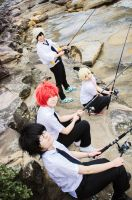 TSURITAMA: Let's Go Fishing!! by churian
