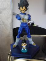 my love Vegeta by SakuraRikuLove