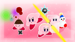 Kirby 64 Copy Abilities - Part 1 by DarkBloodPro