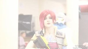 Lilith the Siren from Borderlands (gif) by ver1sa