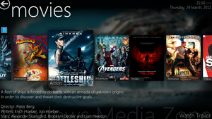 Metro Media Zone : Movies by Brebenel-Silviu