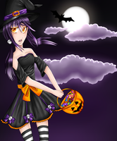 Trick or Treat ? by Hoshiisan