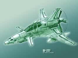 SF-227 by TheXHS