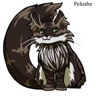 Peluche , flufflord of balls by drowtales