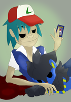 2D Y LUXRAY by Lucora