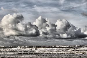 Sea HDR 2 by Claudia008