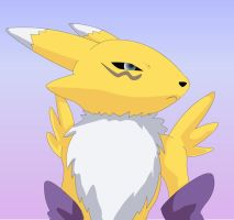"Renamon for ""Renamon Storm"" by Tasaq"