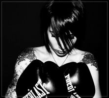 BOXING BEAUTY 2 by NannyDoss