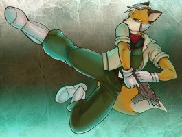 GGG - Fox McCloud by vixvargas