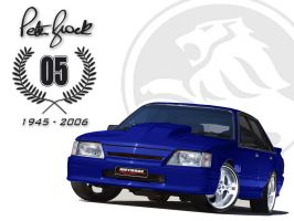 Tribute to a legend by hotrod32