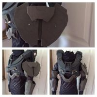 Masterchief wip halo4 by Misikat