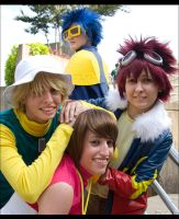 Digimon Adventure 02 by firewolf826
