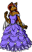 Ready for the Ball by SunetteTheWolf
