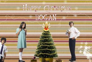 summer heights high xmascard by laurengee
