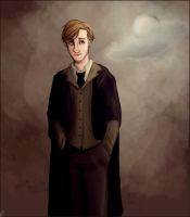 Remus Lupin by Until-The-Dark