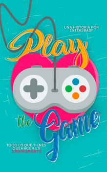 |Play The Game| Wattpad Cover by maximoffwife