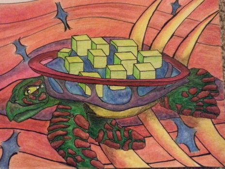 Turtle Universe Finished by T-Rev42