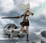 Battle Angel by Erevia