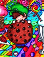Mario: Candy Land by PrincessaaDaisy12