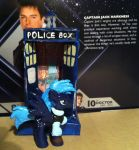 Blind bag pony: Captain Jack Harkness by CaliforniaHunt24