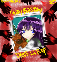 Happy Birthday danielle by 786sanary123