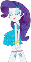 Equestria Girls Rarity by JoeMasterPencil