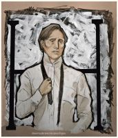 Hannibal : Hannibal Lecter : Well Dressed by 666solitaryman
