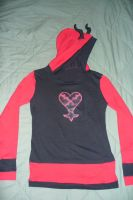 Heartless Hoodie, Female by Phantasmfreud
