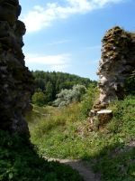 Karksi Castle ruins and moat 110 by MASYON