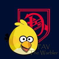 Pav the Angry Bird by Zakou